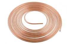 Connect - Copper Pipe 1/4in. x 25ft - Pack 1 - 31136